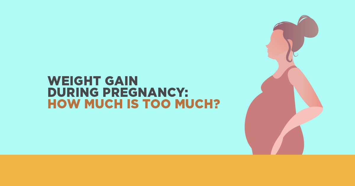 how to lose weight healthy during pregnancy