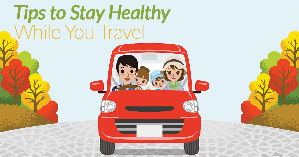 Staying Healthy During Travel