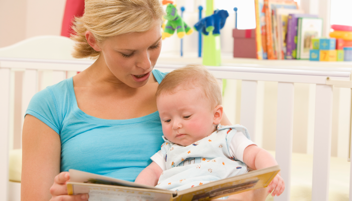 Listening and Learning: How Reading Helps Babies in Development