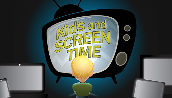 recommendations for kids and screen time
