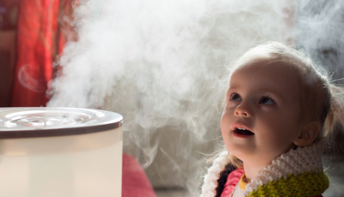 Humidifier Benefits: How Adding Moisture Can Help Your Child