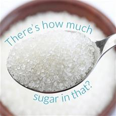 8 Hidden Sources of Sugar (Infographic)