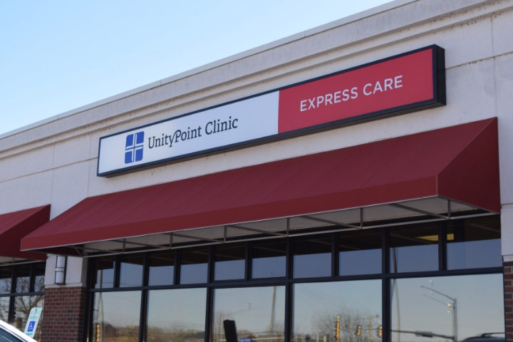 UnityPoint Clinic Express Care - Bettendorf | Bettendorf Clinic