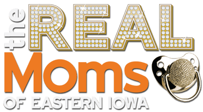 Real Moms of Eastern Iowa Logo